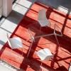 Sedia ZEBRA POP a 4 gambe, Scab Design