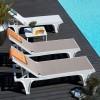 TAHITI sunlounger, Scab Design