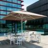 Maxi ombrellone automatico ADONE 2.0, Crema Outdoor