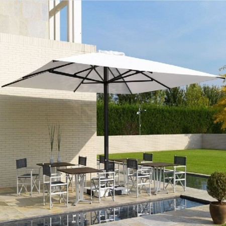 Sun umbrella maxi ADONE, Crema Outdoor
