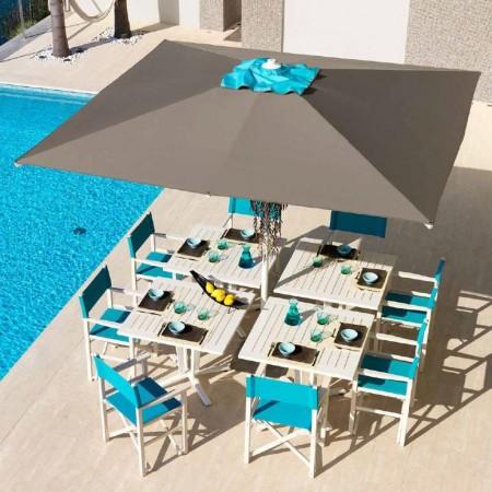 Maxi umbrella ELIO, Crema Outdoor