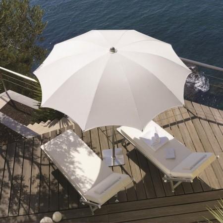 NARCISO umbrella, Crema Outdoor