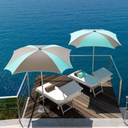 ZEFIRO sun umbrella, Ombrellificio Crema
