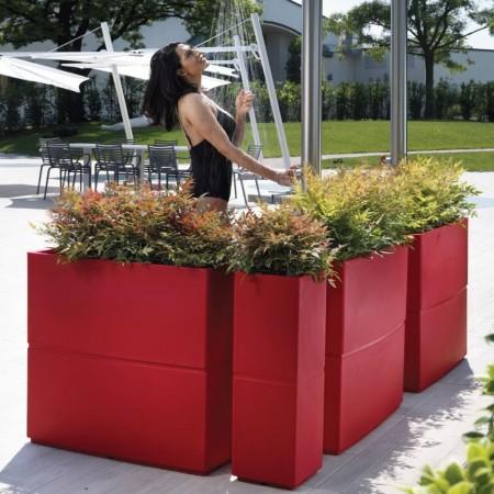 PATIO flower-box, LYXO