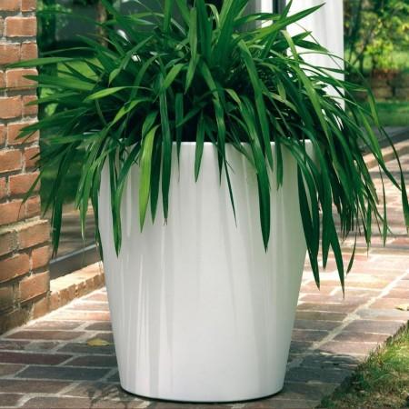 COSMOS round vase, LYXO