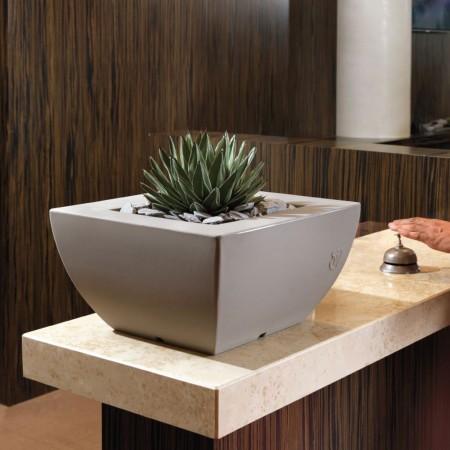 Genesis square flower-box, VECA
