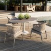 Sedia con braccioli Journey collection, Skyline Design