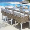 Tavolo rettangolare 280x100, Brafta collection, Skyline Design