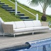 Sofa terminale sinistro Brafta collection, Skyline Design