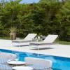 Lettino prendisole Brafta collection, Skyline Design
