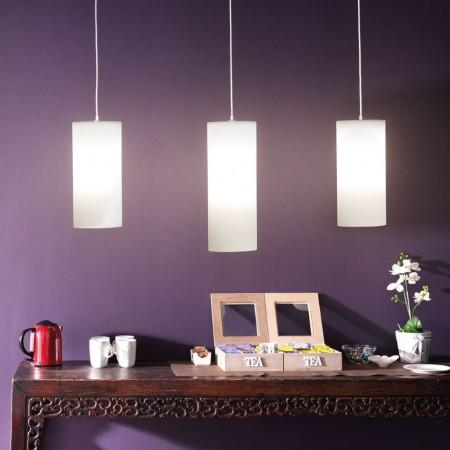 VERTIGO PENDANT column lamp, LYXO