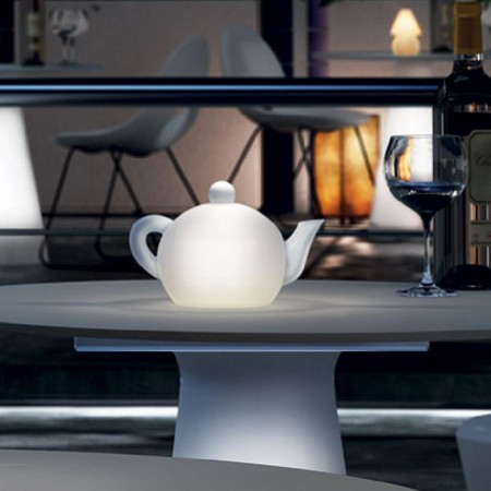 Lampada da tavolo TEA LIGHT, LYXO
