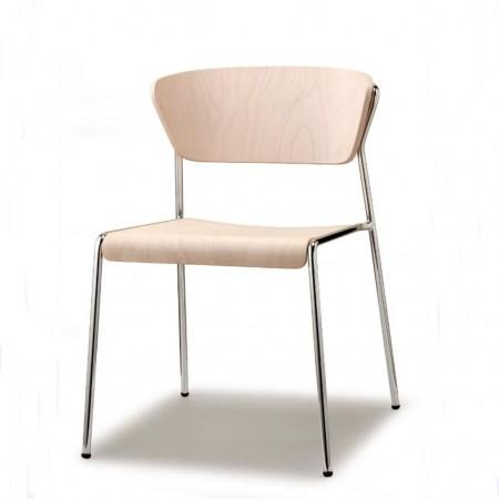 LISA WOOD chair, Scab Design