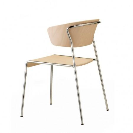 Poltrona LISA WOOD, Scab Design
