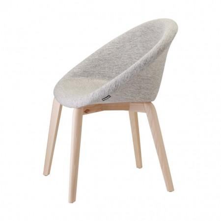 NATURAL GIULIA POP armchair, Scab Design