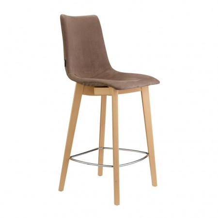 NATURAL ZEBRA POP stool h.68, Scab Design