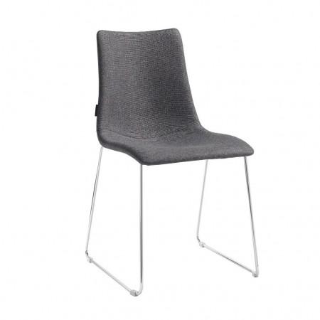 ZEBRA POP chair with sledge frame, Scab Design