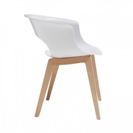 NATURAL MISS B ANTISHOCK armchair, Scab Design