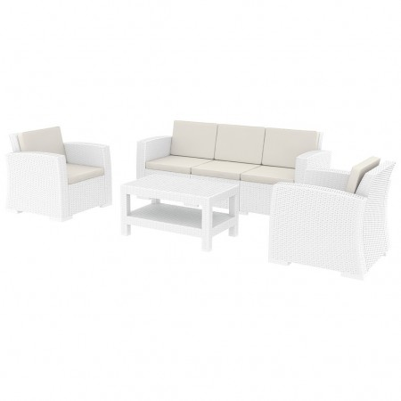 MONACO LOUNGE SET XL, Siesta Exclusive
