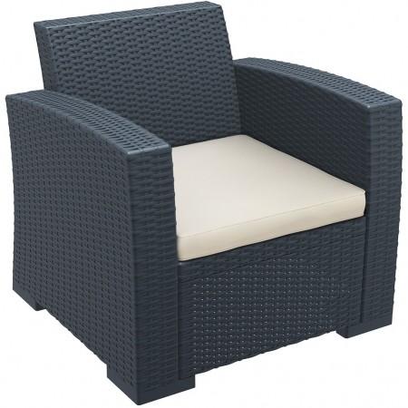 Cuscino seduta per linea MONACO LOUNGE, Siesta Exclusive