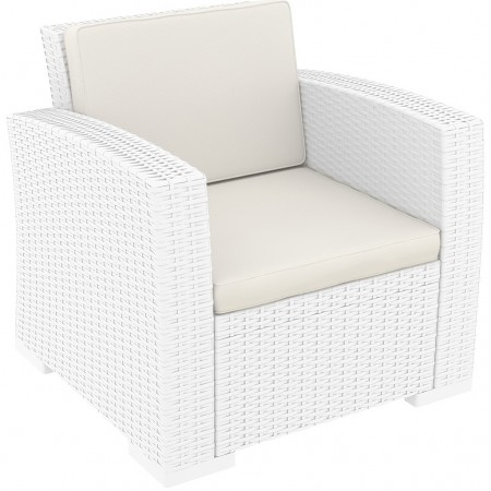 MONACO LOUNGE armchair, Siesta Exclusive