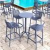 AIR BAR stool h.75, Siesta Exclusive