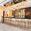 Sgabello OPERA BAR h.65, Sesta Exclusive