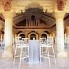 Sgabello wedding OPERA BAR h.75, Siesta Exclusive