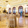 CHIAVARI BAR wedding stool h.65, Siesta Exclusive