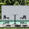 GIO stool h.75, Siesta Exclusive