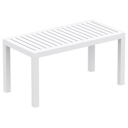 OCEAN rectangular side table, Siesta Exclusive
