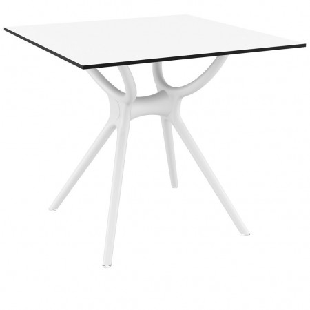 AIR 80 square table, Siesta Exclusive
