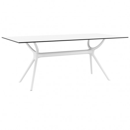 AIR 180 rectangular table, Siesta Exclusive