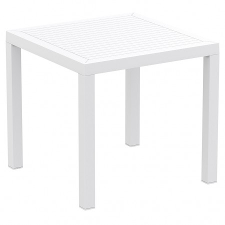 ARES 80 square table, Siesta Exclusive