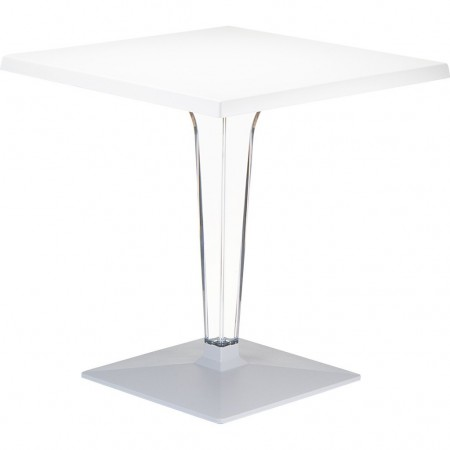 ICE square table, Siesta Exclusive