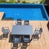 VEGAS TABLE MEDIUM extendible, Siesta Exclusive