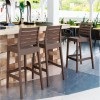 ARES BAR 75 stool, Siesta Exclusive