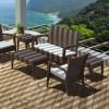 MIAMI LOUNGE armchair, Siesta Exclusive