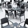 Tavolo quadrato RIVA, Siesta Exclusive