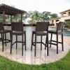 JAMAICA stool, Siesta Exclusive