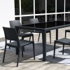 TAHITI rectangular table, Siesta Exclusive