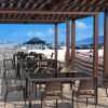 Tavolo rettangolare TAHITI, Siesta Exclusive