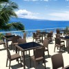 BALI square table, Siesta Exclusive