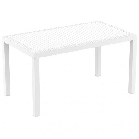 ORLANDO 140 rectangular table, Siesta Exclusive