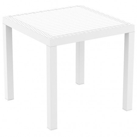ORLANDO 80 square table, Siesta Exclusive