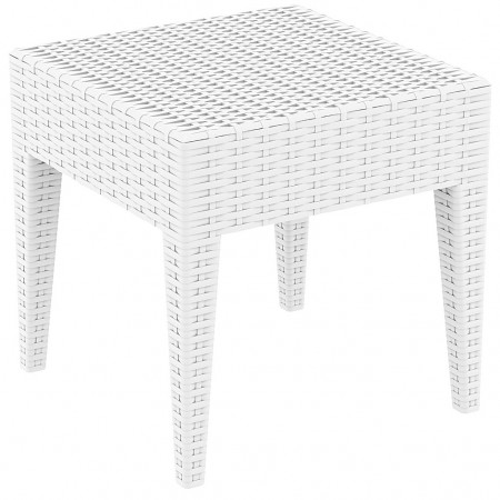 MIAMI square side table, Siesta Exclusive