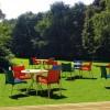 POPPY 80 round table, Siesta Exclusive