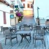 IBIZA 80 square table, Siesta Exclusive