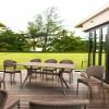 Tavolo rettangolare IBIZA 180, Siesta Exclusive