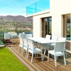 IBIZA 180 rectangular table, Siesta Exclusive